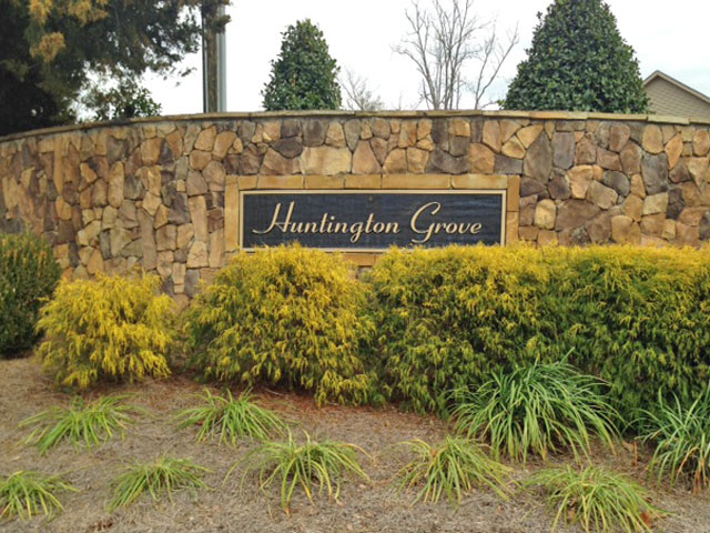 Huntington Grove Subdivision
